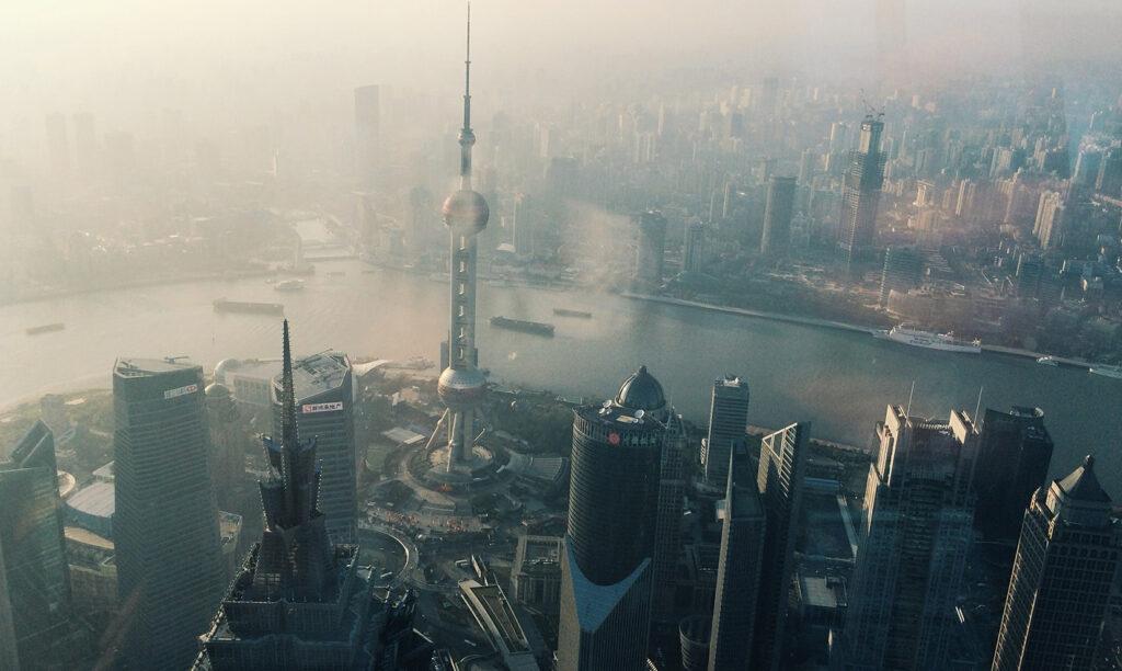 上海の都会の写真その2