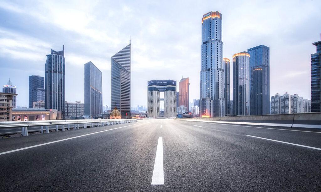 中国上海の写真