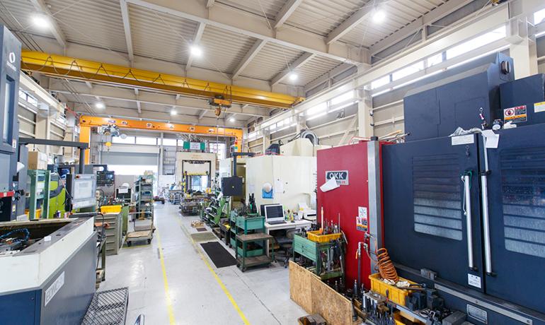 関東製作所浜松工場の写真