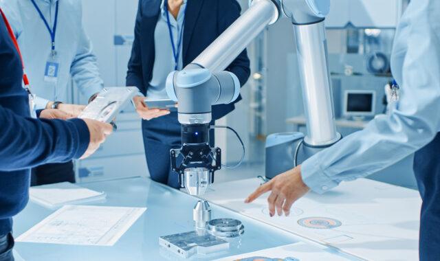 協働ロボットのメリットデメリットのアイキャッチ画像