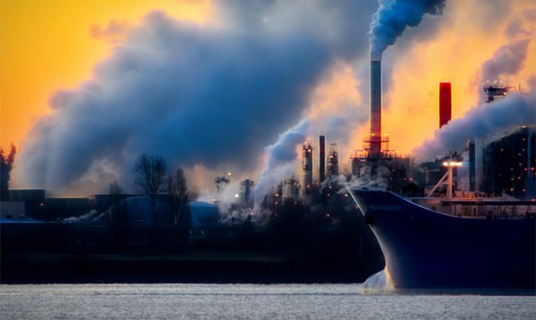 世界の工場中国のイメージ