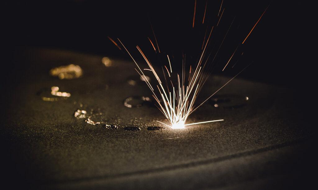 金属3Dプリンターー焼結のイメージ画像