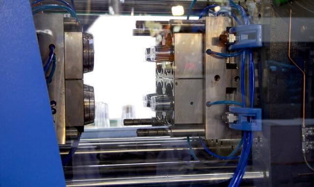 射出成型機のイメージ写真