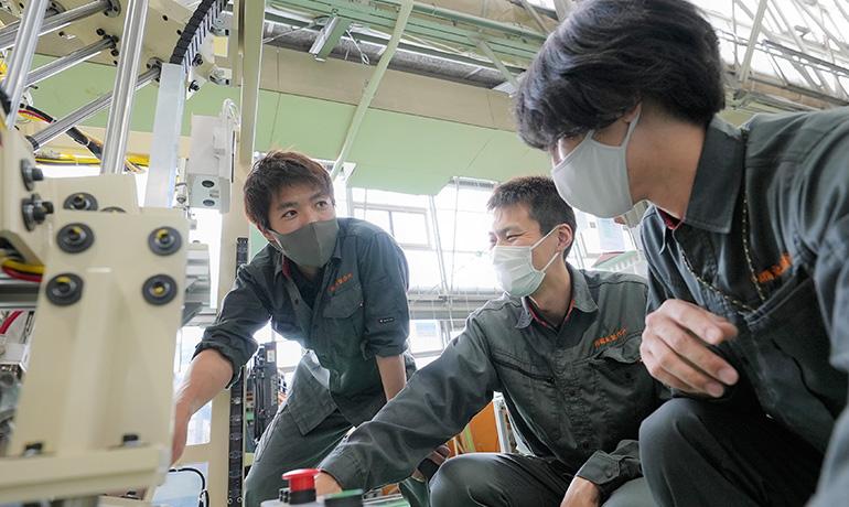 小鳥居さん-木曽川工場内での写真06