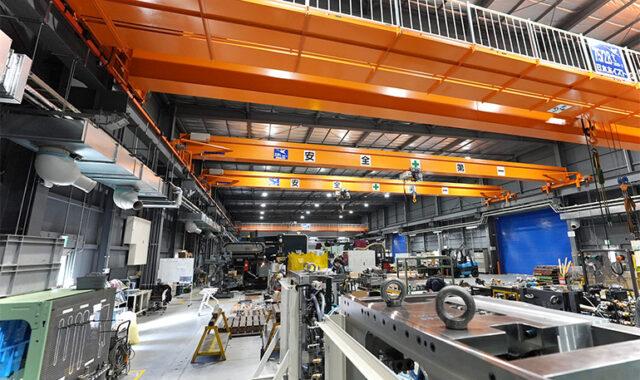 関東製作所-関工場内の写真