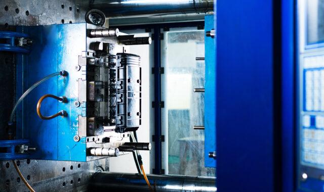 射出成形機のイメージ画像