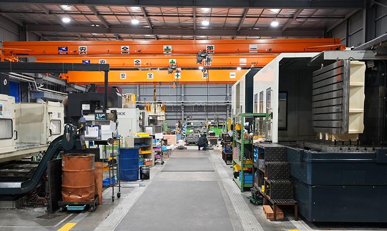 関東製作所関工場の写真
