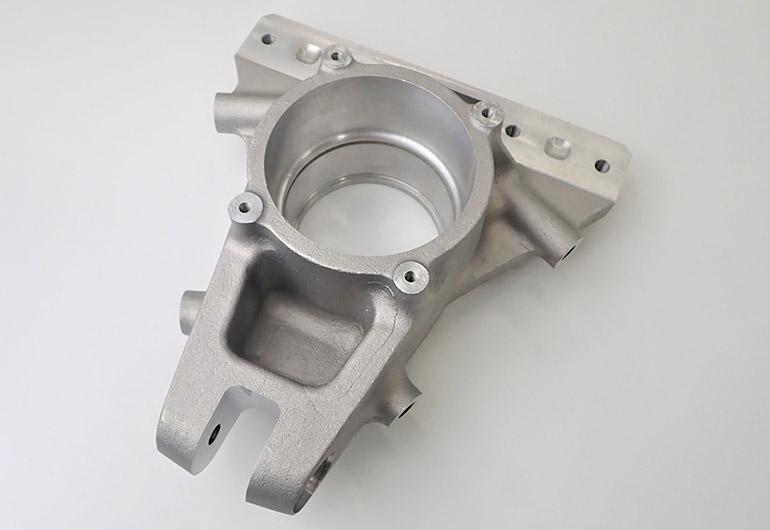 3Dプリンターで製造した金属部品のサンプル-02