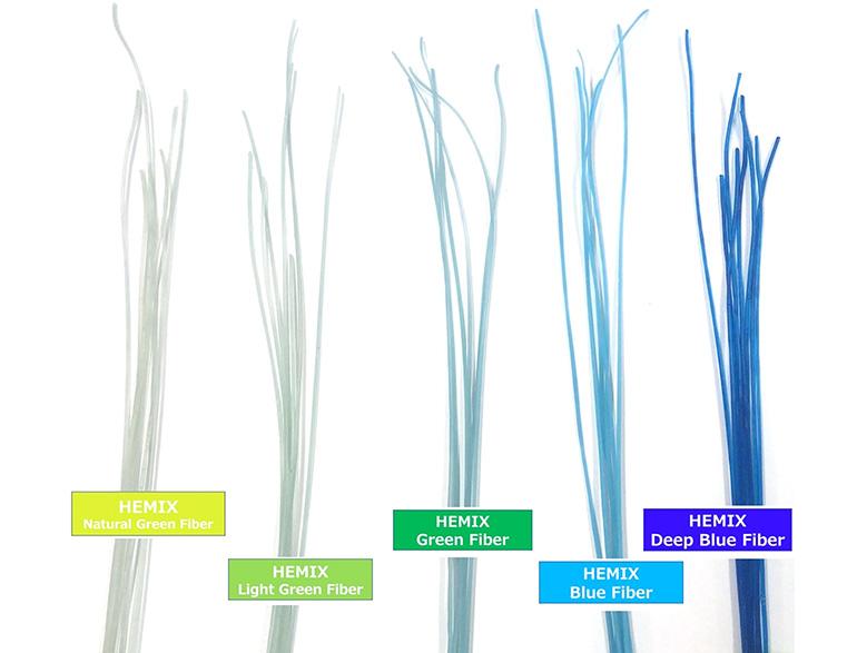 HEMIXの繊維写真