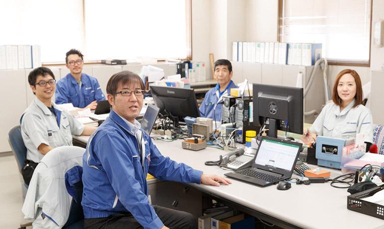 中村精工株式会社の社内写真-3